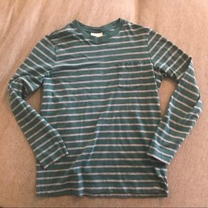 Hanna Andersson Long Sleeve Tee Size 12